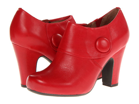 Miz Mooz Maya (Red) Women's Zip Boots