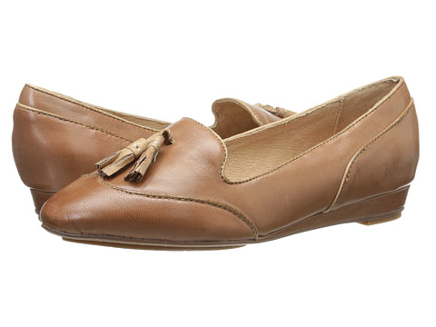 Miz Mooz - Proust (Whiskey) Women's Flat Shoes