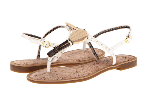 Jessica Simpson - Thomson (White) Women's Sandals