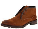 JD Fisk - Ozzie (Brown Suede) - Footwear