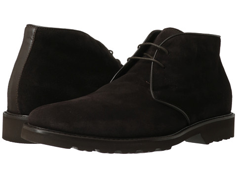 BRUNO MAGLI - Malcolm (Dark Brown) Men's Dress Lace-up Boots