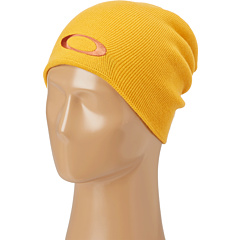 SALE! $18.53 - Save $3 on Oakley Retro Flip Beanie (Golden Poppy) Hats - 15.77% OFF $22.00