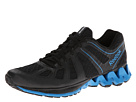Reebok ZigKick Dual (Black/Conrad Blue/White) Men's Running Shoes