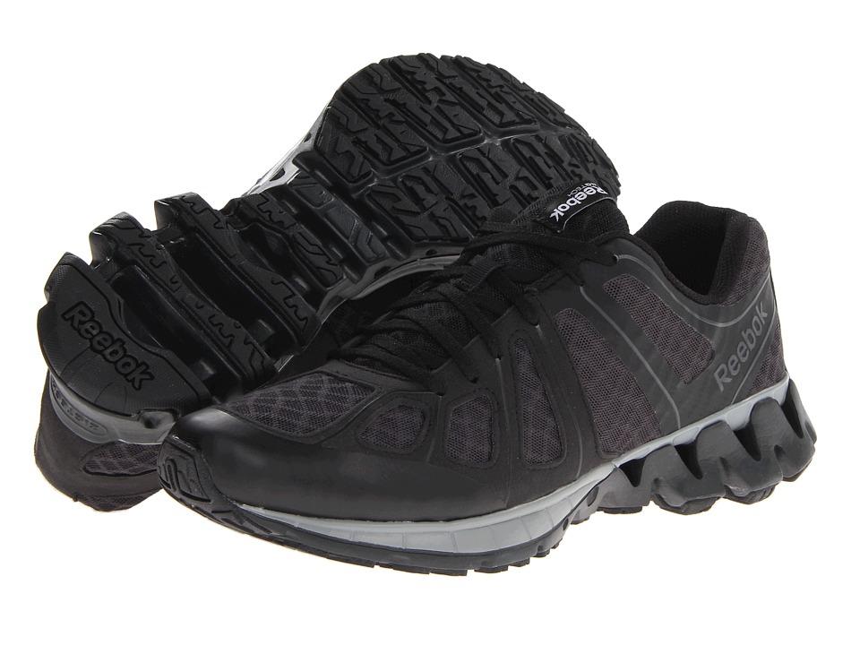 67e65d7923aec5 Reebok ZigKick Dual Mens Running Shoes (Black) on PopScreen