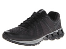 Reebok ZigKick Dual (Gravel/Black/White/Flat Grey) Men's Running Shoes