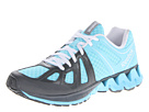 Reebok Zigkick Dual (Hydro Blue/Gravel/White/Flat Grey) Women's Running Shoes