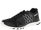 Reebok RealFlex Advance TR 2.0 (Black/White) Men's Cross Training Shoes