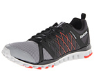 Reebok RealFlex Advance TR 2.0 (Flay Grey/Gravel/Black/China Red/White/Steel) Men's Cross Training Shoes