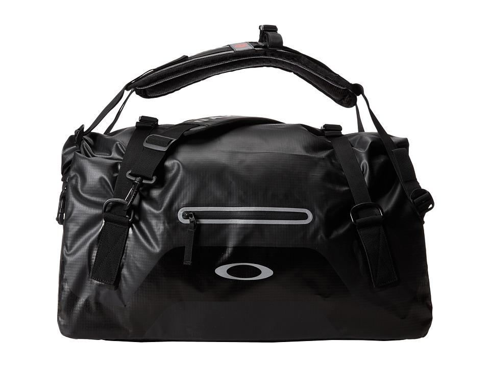 Oakley - Motion 42 Duffel (Black) Duffel Bags