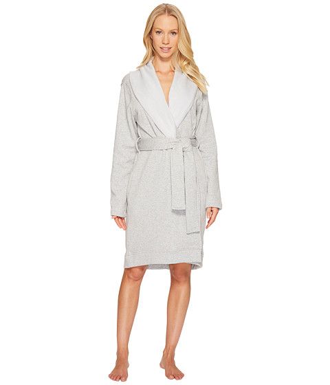 UPC 887278748274 - UGG Blanche Robe (Seal Heather) Women s Robe ... f1796cb46