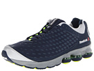 Reebok - DMXSky Impact (Athletic Navy/Premium Silver/Flat Grey/Neon Yellow/Excellent Red)