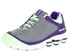 Reebok - DMXSky Impact W (Flat Grey/Ultra Violet/Sea Glass/White)