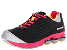 Reebok DMXSky Impact W (Black/Pure Silver/Candy Pink/Neon Orange/White) Women's Running Shoes