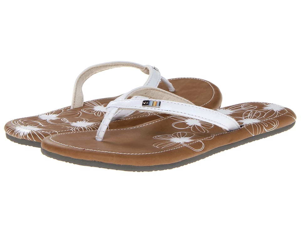 Freewaters - Vezpa '13 (White/Tan) Women's Sandals