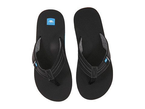 Freewaters - The Dude '13 (Black) Men's Sandals