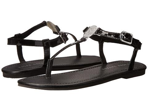 Polo Ralph Lauren Kids - Sueanne (Little Kid/Big Kid) (Black Patent) Girls Shoes
