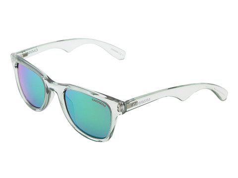 Carrera - Carrera 6000/S (Aqua/Multilayer Green) Fashion Sunglasses