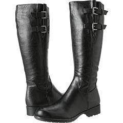 Franco Sarto Peridot (Black SY) Footwear