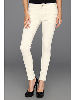 SALE! $27 - Save $81 on Sanctuary Skinny Globe Trotter Pant (Oyster) Apparel - 75.00% OFF $108.00