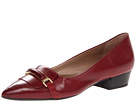 Franco Sarto - Embrace (Rose Red Leather) - Footwear