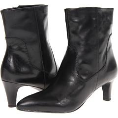 Franco Sarto Regis (Black Leather) Footwear