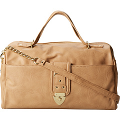 SALE! $51.34 - Save $47 on olivia joy Chelsea Satchel (Tan) Bags and Luggage - 47.61% OFF $98.00