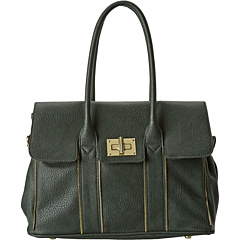 SALE! $32.99 - Save $59 on olivia joy Carnegie Satchel (Forest Green) Bags and Luggage - 64.14% OFF $92.00