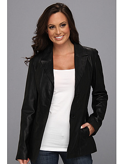 SALE! $134.99 - Save $164 on Scully Angelina Lambskin Favorite Blazer (Black) Apparel - 54.85% OFF $299.00