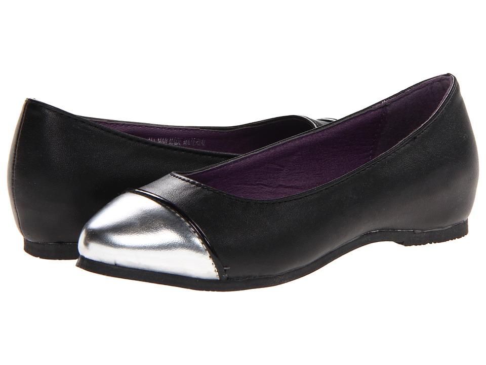 kensie girl Kids KG30459V Girls Shoes (Black)