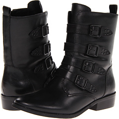 GUESS Mayeta (Black Leather) Footwear