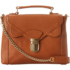 SALE! $134.99 - Save $90 on Foley Corinna Tresh Flap Mini (Whiskey) Bags and Luggage - 40.00% OFF $225.00