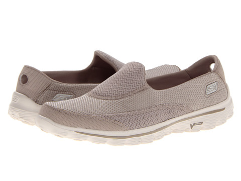 73bc139415c0 ... Walking Shoe Uk UPC 887047515120 product image for SKECHERS Performance  GOWalk 2 (Stone) Women s Shoes