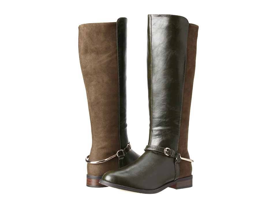 Wanted - Stampede (Khaki) Women's Boots