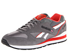 Reebok GL 2620 (Shark/Bright Cadmium/White/Black) Men's Shoes