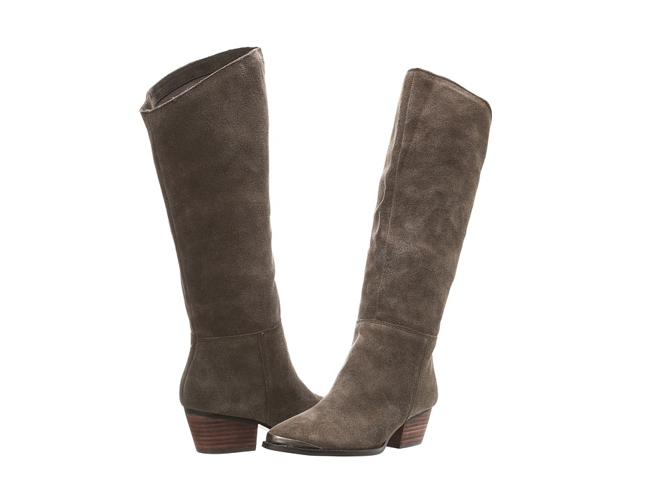 Chinese Laundry - Invincible Split (Taupe) Women's Boots