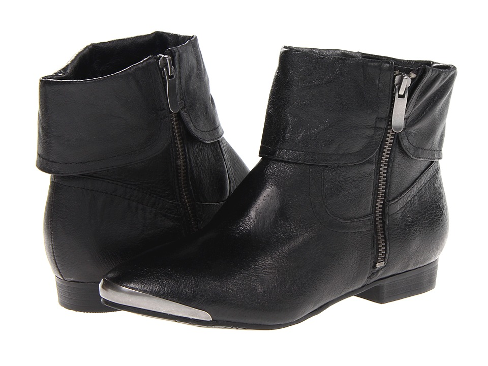 Chinese Laundry - South Coast (Black) Women's Zip Boots