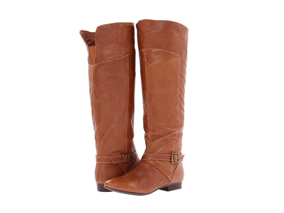 Chinese Laundry - Spring Street (Cognac) Women's Dress Boots