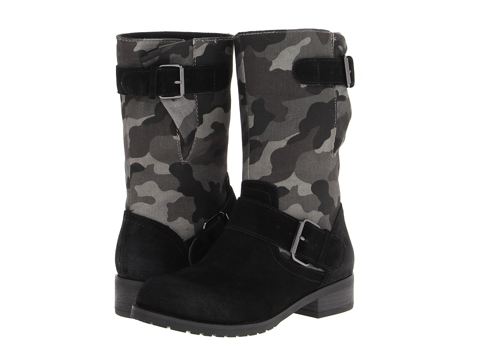 BC Footwear - Im With The Band (Black/Camo) Women's Boots