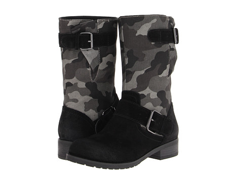BC Footwear - Im With The Band (Black/Camo) Women