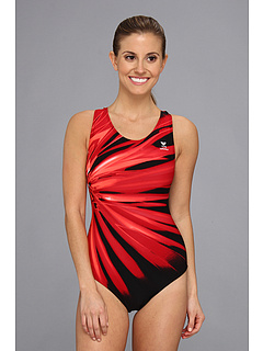 SALE! $46.99 - Save $31 on TYR Atlas Maxfit (Red) Apparel - 39.76% OFF $78.00