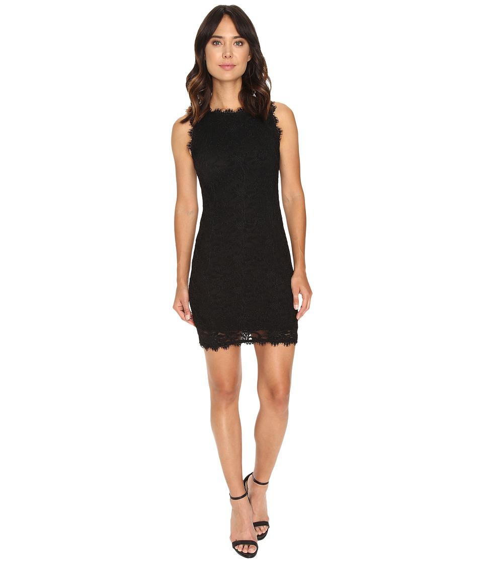 rsvp Liona Lace Dress (Black) Women's Dress