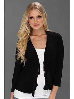 SALE! $14.99 - Save $44 on Christin Michaels Elizabeth Cardigan (Black) Apparel - 74.59% OFF $59.00