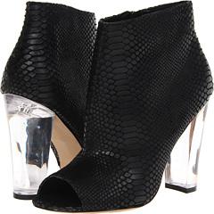 Steve Madden Magestic (Black Snake) Footwear