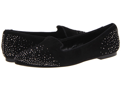 Footwear-Ivanka Trump Kylie (Black) Women's Slip on Shoes