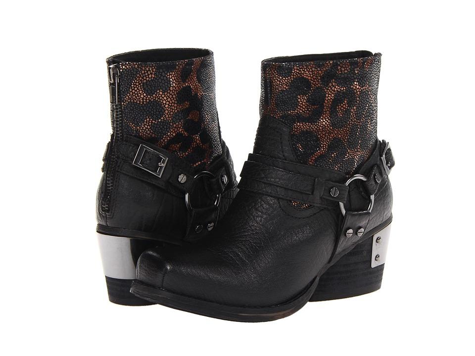 Vogue - Screamo (Black) Women's Zip Boots