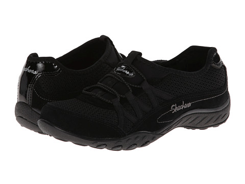 SKECHERS - Breathe Easy - Relaxation (Black) Women