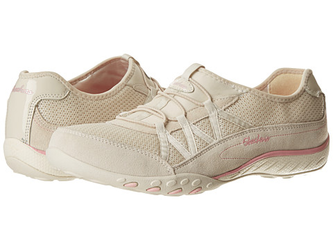 SKECHERS - Breathe Easy - Relaxation (Natural) Women