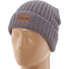 SALE! $11.99 - Save $10 on Analog Counterfeit Beanie (Gray Skies) Hats - 45.50% OFF $22.00