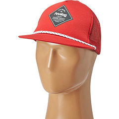 SALE! $11.99 - Save $8 on Analog Supply Trucker Hat (Red Rock) Hats - 40.02% OFF $19.99