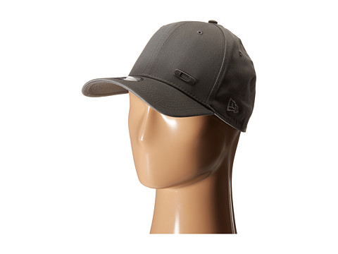 Oakley - Metal Square O (Grigio Scuro) Caps